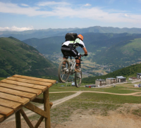 BIKE PARK SAINT LARY 2013