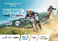 CHAMPIONNAT DE FRANCE VTT DH MORZINE 2018